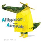 Alligator in an Anorak