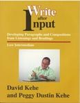 Write After Input