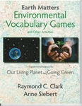 Environmental Vocabulary Games and Other Activities