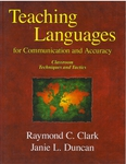 Teaching Languages for Communication & Accuracy
