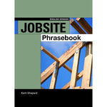 Jobsite Phrasebook English-Spanish