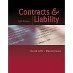 Contracts And Liability