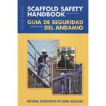 NAHB-OSHA Scaffold Safety Handbook, English-Spanish