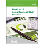 Cost of Doing Business Study, 2012 Edition