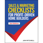 Sales And Marketing Checklists for Profit-Driven Home Builders