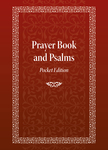 Prayer Book and Psalms