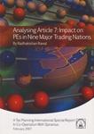 Analysing Article 7