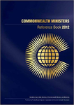 Commonwealth Ministers Reference Book 2012