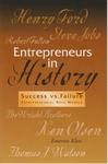 Entrepreneurs in History--Success vs. Failure