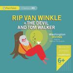 Rip Van Winkle and The Devil and Tom Walker