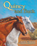 Quincy and Buck