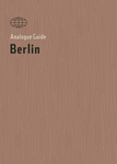 Analogue Guide Berlin