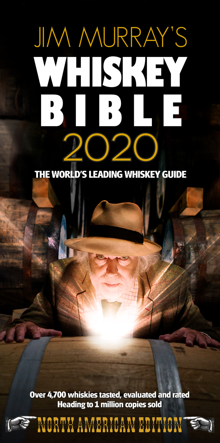 Jim Murray's Whiskey Bible 2020