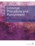 Criminal Procedure and Punishment