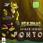 Kulipari: Poison Power! Ponto and Coorah