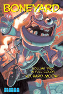 Boneyard: Volume 2 - In Full Color