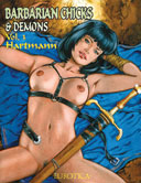 Barbarian Chicks & Demons Vol. 3