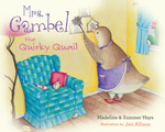 Mrs. Gambel the Quirky Quail