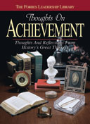 Thoughts on Achievement