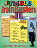 Jumble® BrainBusters II