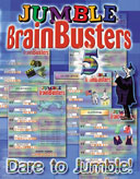 Jumble® BrainBusters 5