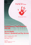 Contemporary Dual Diagnosis: MH/MR Service Models Volume I
