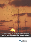 Contemporary Technologies for Shale-Gas Water and Environmental Management
