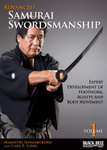 Advanced Samurai Swordsmanship (3 DVD Set)