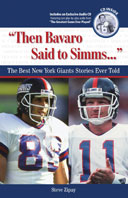 """Then Bavaro Said to Simms. . ."""