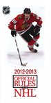 2012–2013 Official Rules of the NHL
