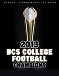 2013 BCS Champion (#1 seed)