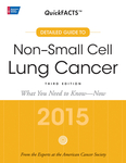 QuickFACTS™ Non-Small Cell Lung Cancer, Third Edition - 2015