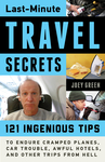 Last-Minute Travel Secrets