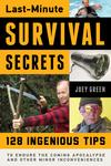 Last-Minute Survival Secrets