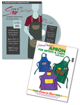 Learn to Sew with Janet Corzatt — Level ONE — Plus Apron Pattern