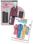 Learn to Sew with Janet Corzatt — Level TWO — Plus Robe/Pajama Pattern