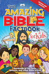 American Bible Society The Amazing Bible Factbook for Kids Revised & Updated