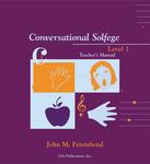 Conversational Solfege Level 1 Teacher's Manual
