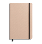 Shinola Journal, HardLinen, Ruled, Blush (5.25x8.25)