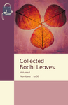 Collected Bodhi Leaves Volume I