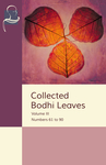 Collected Bodhi Leaves Volume III