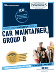 Car Maintainer, Group B