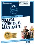College Secretarial Assistant B