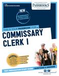 Commissary Clerk I