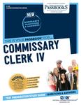 Commissary Clerk IV
