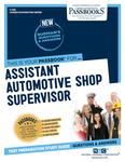 Assistant Automotive Shop Supervisor
