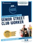Senior Street Club Worker
