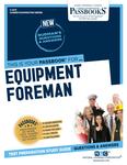 Equipment Foreman
