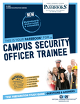 Campus Security Officer Trainee