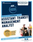 Assistant Transit Management Analyst